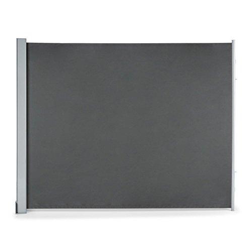 Blumfeldt Cosmo Balkonmarkise  Seitenmarkise 150 x 200 cm anthrazit - 4