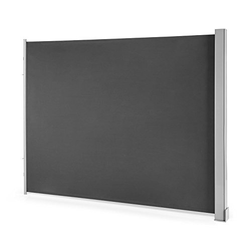 Blumfeldt Cosmo Balkonmarkise  Seitenmarkise 150 x 200 cm anthrazit - 7