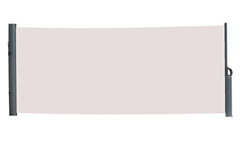 Vanvilla Seitenmarkise Beige 160x300 cm