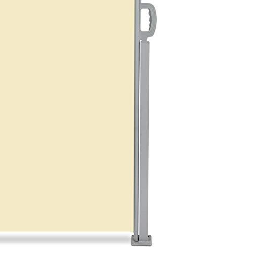 SVITA Seitenmarkise 200 x 300 cm Beige - 5