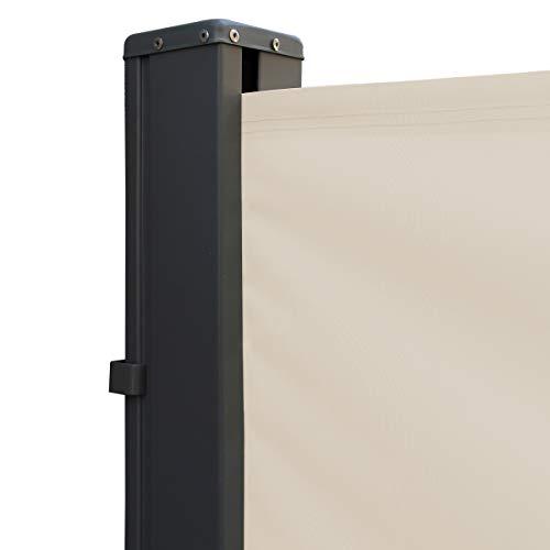 SVITA Seitenmarkise 200 x 300 cm Beige - 6