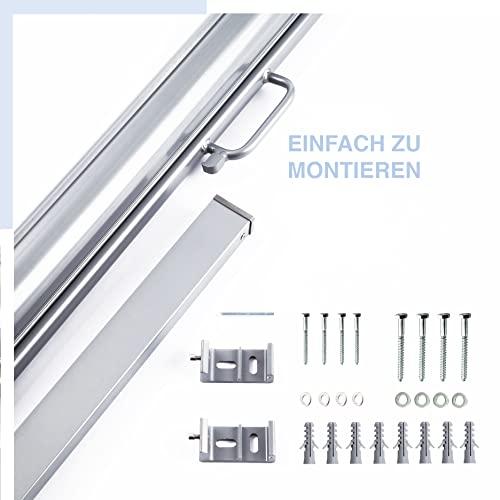 Ultranatura Seitenmarkise Maui – Creme, 300 x 180 cm - 6