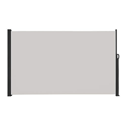 SAILUN® Seitenmarkise , 180 x 300 cm Grau