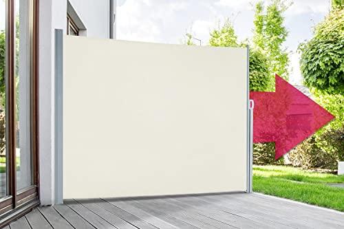 empasa Seitenmarkise 160 x 450 cm creme