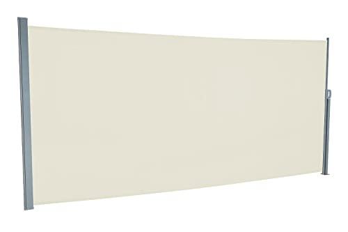empasa Seitenmarkise 160 x 450 cm creme - 2