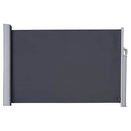 Noor Seitenmarkise 180x350 cm anthrazit
