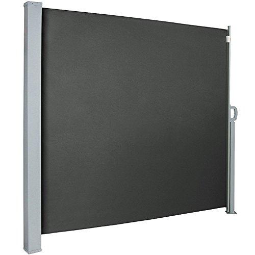 MCTECH® Seitenmarkise 160 x 300 cm, Anthrazit