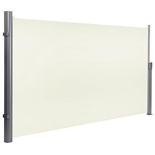 MCTECH Seitenmarkise 160 x 300 cm Beige