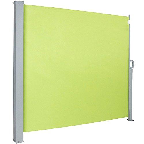 MCTECH® Seitenmarkise 180 x 300 Hellgrün