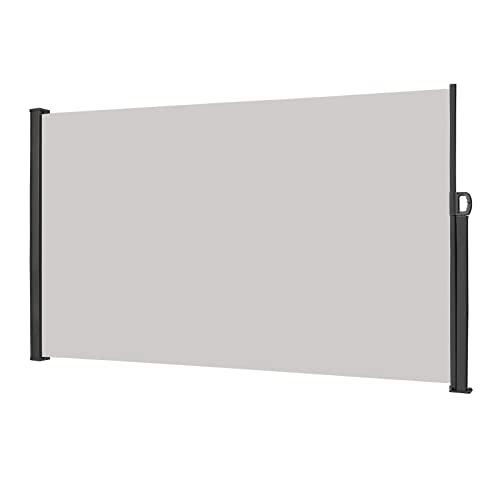 MCTECH® Seitenmarkise 180 x 300 Grau