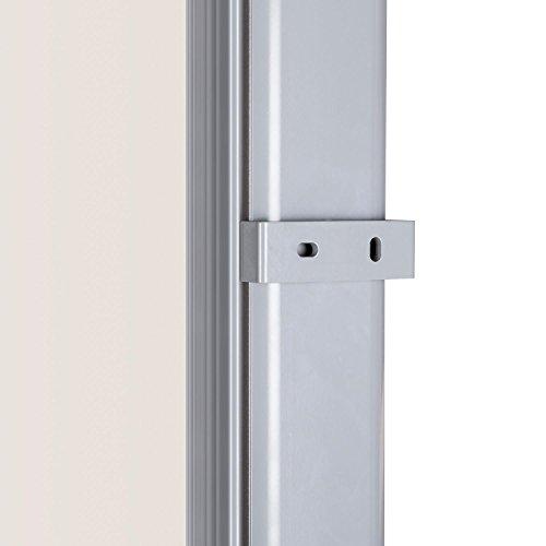 Blumfeldt Bari 318 Seitenmarkise 300 x 180cm creme-sand - 2