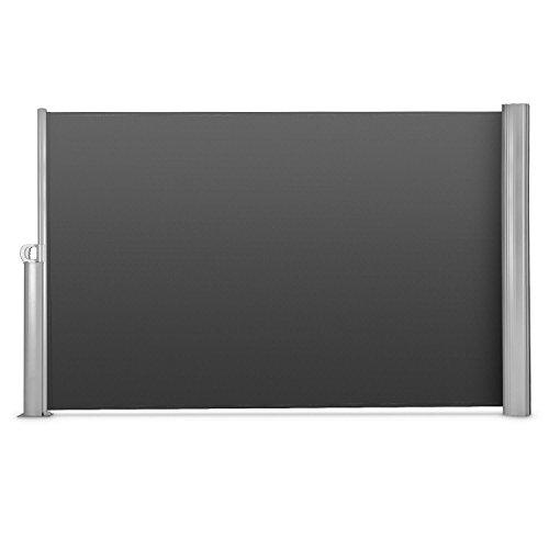 Blumfeldt Bari 320 Seitenmarkise 300 x 200cm anthrazit - 6