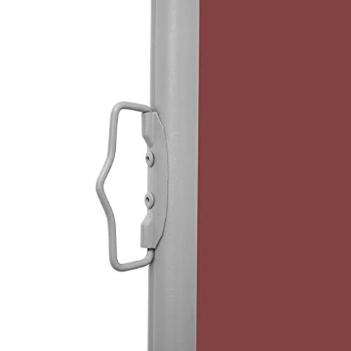 vidaXL Seitenmarkise120x500 cm Creme - 4