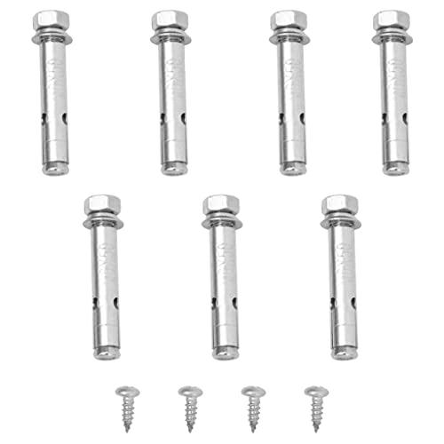 vidaXL Seitenmarkise120x500 cm Creme - 6