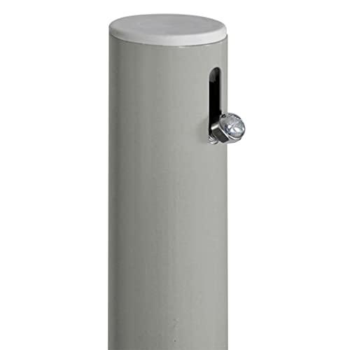 vidaXL Seitenmarkise 160×300 cm Braun - 4