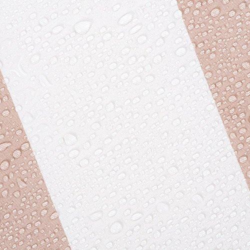 Blumfeldt Bari 318 Seitenmarkise 300 x 180cm creme-weiß - 3
