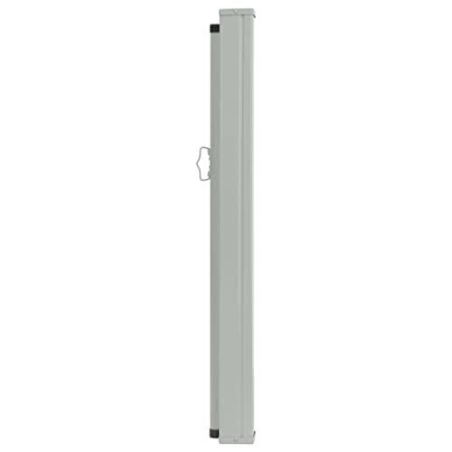 vidaXL Seitenmarkise 120×500 cm Blau - 2