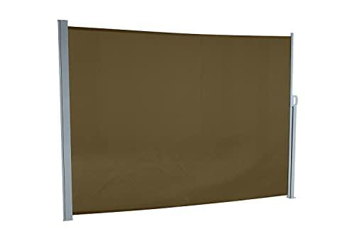 empasa Seitenmarkise 160x300 cm braun