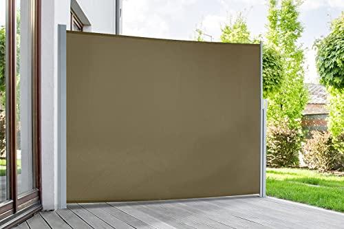 empasa Seitenmarkise 160×300 cm braun - 2