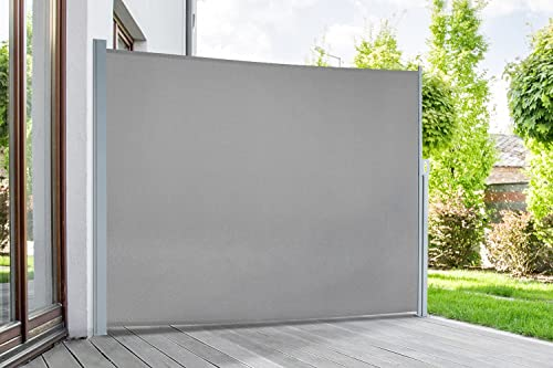 empasa Seitenmarkise Start 160×300 cm grau - 2
