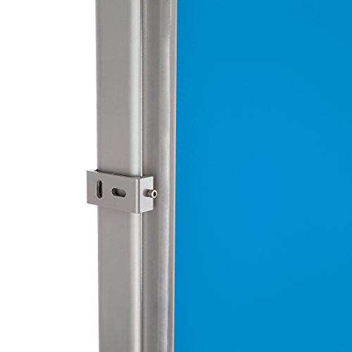 Ultranatura Seitenmarkise Maui – 300 x 180 cm, Blau - 4