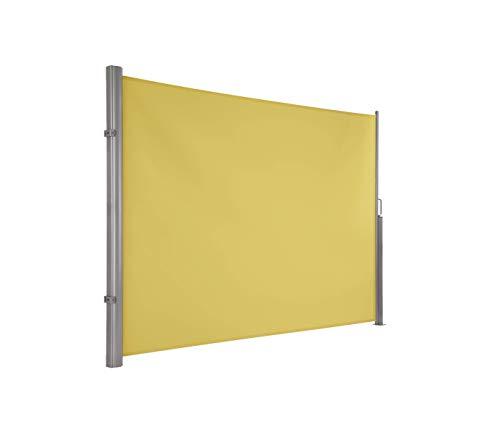 Ultranatura Seitenmarkise Maui - 300 x 180 cm, Gelb