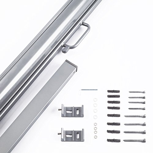 Ultranatura Seitenmarkise Maui – 300 x 180 cm, Orange - 3
