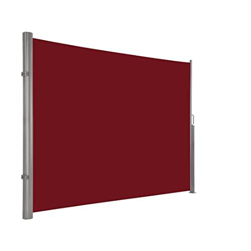 Ultranatura Seitenmarkise Maui - 300 x 180 cm, Rot