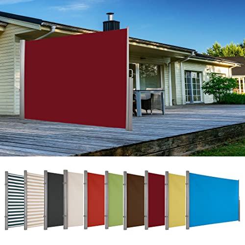 Ultranatura Seitenmarkise Maui – 300 x 180 cm, Rot - 7