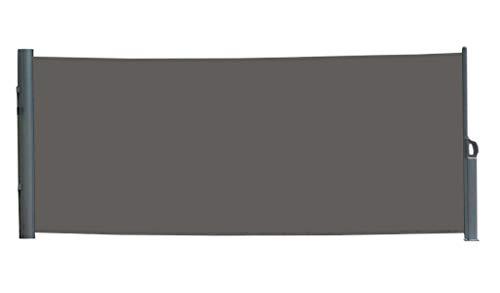Vanvilla Seitenmarkise Anthrazit 200x300 cm