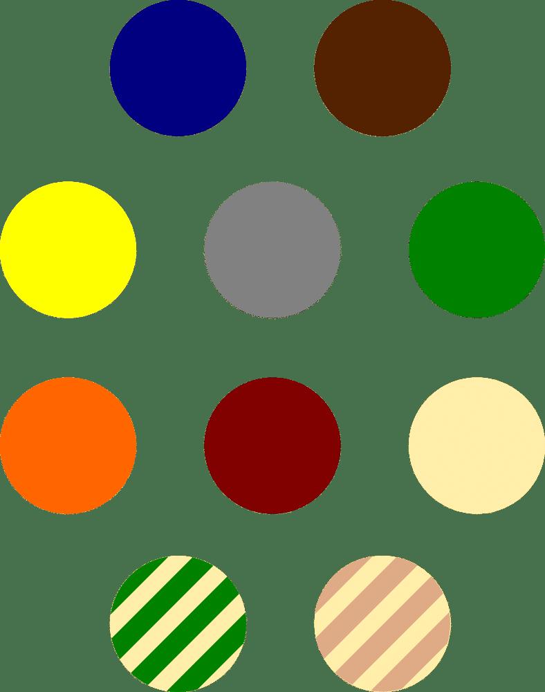 Verfügbare Farbvarianten der Ultranatura Seitenmarkise Maui 180 x 300 cm: Blau, Braun, Gelb, Grau, Grün, Orange, Rot, Creme, Creme-Weiß und das hier bereits genannte Grün-Weiß
