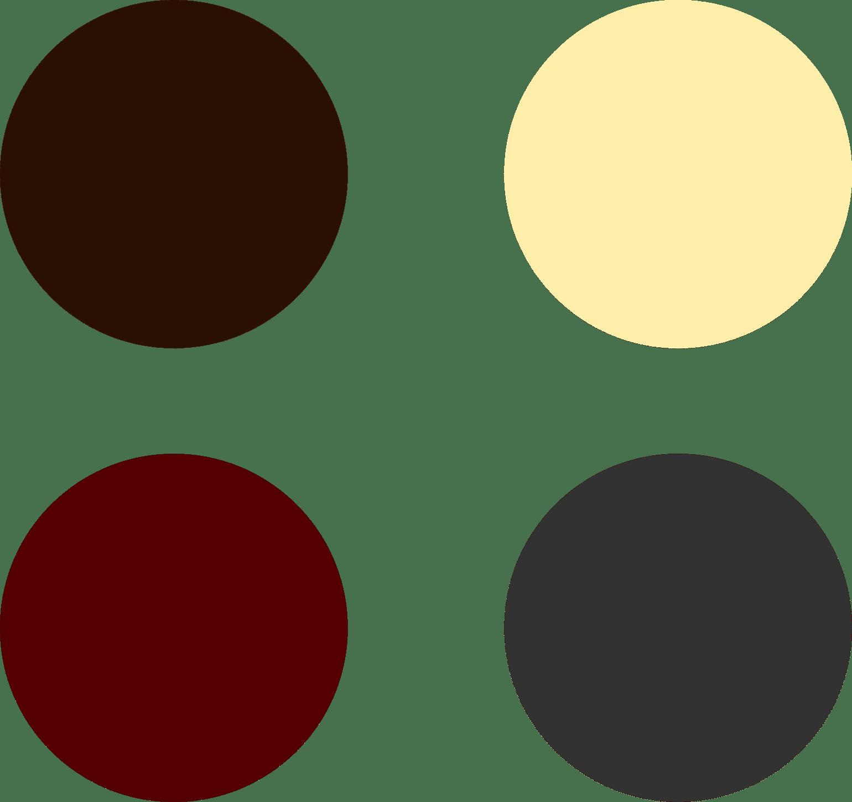 Farbvarianten der Vanvilla Seitenmarkisen: Braun, Beige, Bordeaux und Anthrazit